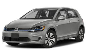 2020 Volkswagen e-Golf - Squirrel Grey
