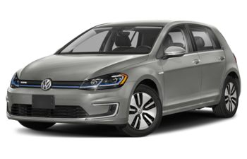 2020 Volkswagen e-Golf - Dust Grey