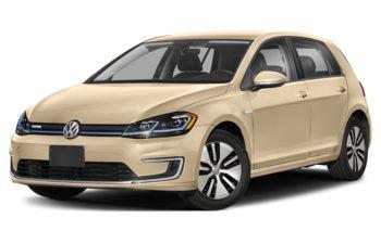 2018 Volkswagen e-Golf - Champagne Metallic