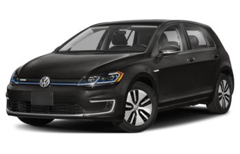 2020 Volkswagen e-Golf - Mocha Anthracite Metallic