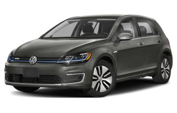 2020 Volkswagen e-Golf - Graphite Metallic