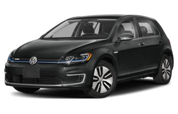 2020 Volkswagen e-Golf - Anthracite Metallic