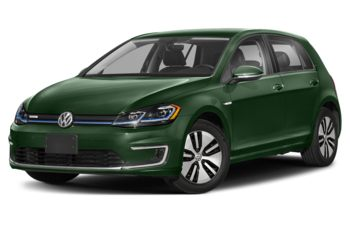 2020 Volkswagen e-Golf - Moss Green Metallic