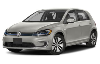 2020 Volkswagen e-Golf - Tungsten Silver Metallic