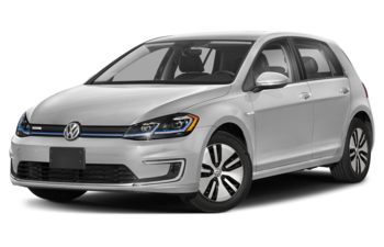 2019 Volkswagen e-Golf - White Silver Metallic