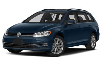 2019 Volkswagen Golf SportWagen - Silk Blue Metallic