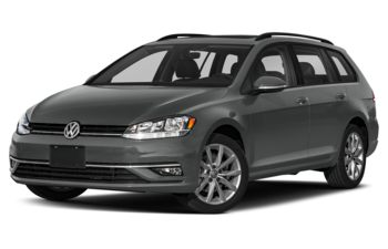 2019 Volkswagen Golf SportWagen - Platinum Grey Metallic