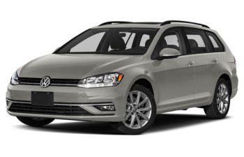 2019 Volkswagen Golf SportWagen - Tungsten Silver Metallic