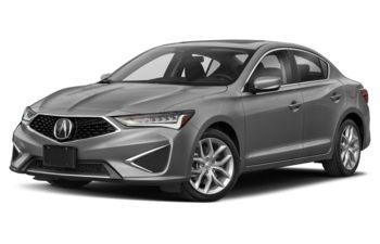 2019 Acura ILX - Lunar Silver Metallic