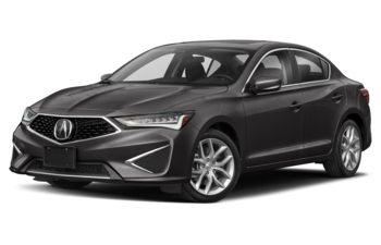 2019 Acura ILX - Modern Steel Metallic