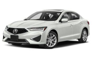 2019 Acura ILX - Platinum White Pearl
