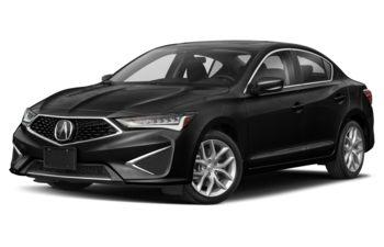 2019 Acura ILX - Majestic Black Pearl