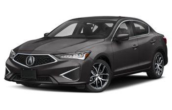 2020 Acura ILX - Modern Steel Metallic