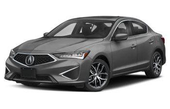 2020 Acura ILX - Lunar Silver Metallic