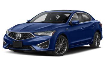 2020 Acura ILX - Apex Blue Pearl