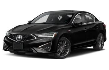 2020 Acura ILX - Majestic Black Pearl