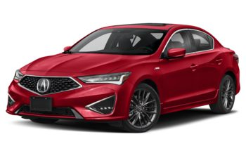 2020 Acura ILX - Performance Red Pearl