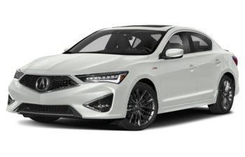 2020 Acura ILX - Platinum White Pearl