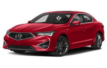 2019 Acura ILX - Performance Red Pearl