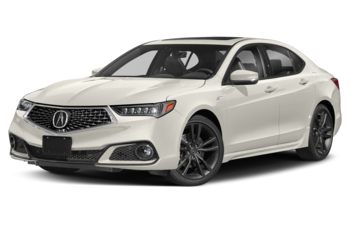 2020 Acura TLX - Platinum White Pearl