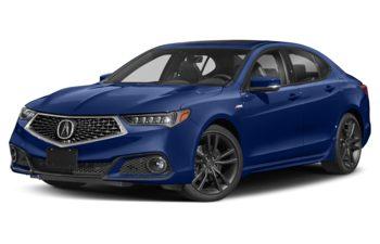 2020 Acura TLX - Apex Blue Pearl