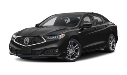 2019 Acura TLX Tech A-Spec w/Red Leather Interior (DCT)