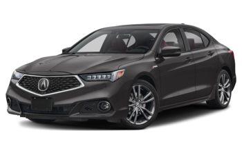2020 Acura TLX - Modern Steel Metallic