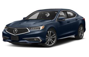 2020 Acura TLX - Obsidian Blue Pearl