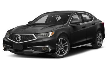 2020 Acura TLX - Majestic Black Pearl