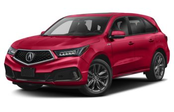 2020 Acura MDX - Performance Red Pearl