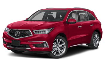 2019 Acura MDX - Performance Red Pearl