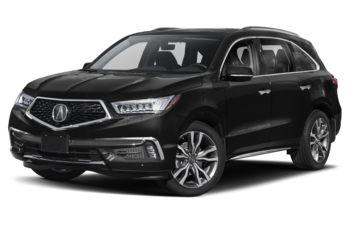 2019 Acura MDX - Majestic Black Pearl