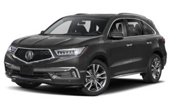 2019 Acura MDX - Modern Steel Metallic