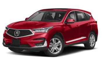 2019 Acura RDX - Performance Red Pearl