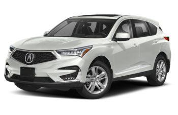2021 Acura RDX - Platinum White Pearl