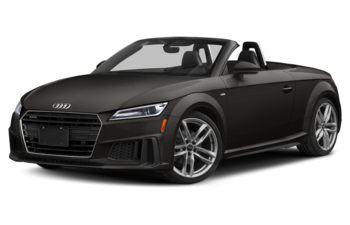 2019 Audi TT - Mythos Black Metallic/Black Roof