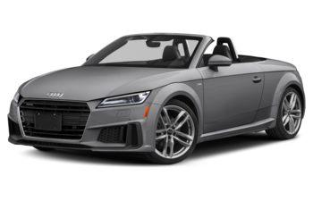 2019 Audi TT - Arrow Grey Pearl Effect/Grey Roof