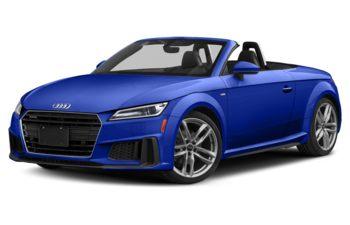 2019 Audi TT - Cosmos Blue Metallic/Black Roof