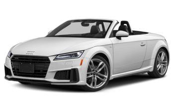 2019 Audi TT - Nano Grey Metallic w/Black Roof
