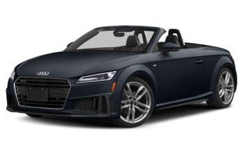 2019 Audi TT - Vegas Yellow