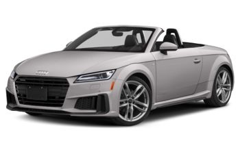 2019 Audi TT - Florett Silver Metallic/Black Roof