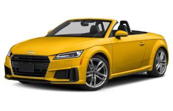 2019 Audi TT - Ibis White/Black Roof