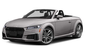 2019 Audi TT - Tango Red Metallic/Black Roof