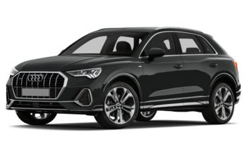 2020 Audi Q3 - Mythos Black Metallic