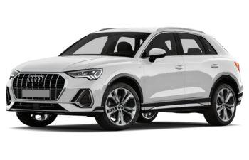 2020 Audi Q3 - Glacier White Metallic