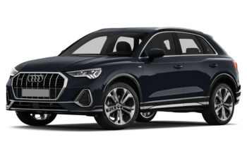 2020 Audi Q3 - Cosmos Blue Metallic