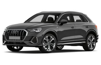 2020 Audi Q3 - Nano Grey Metallic