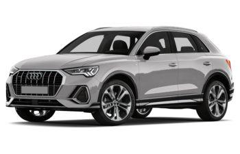 2020 Audi Q3 - Florett Silver Metallic