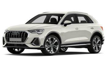 2020 Audi Q3 - Ibis White