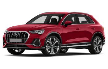 2020 Audi Q3 - Tango Red Metallic
